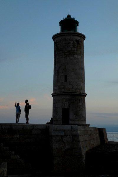 Le phare de Cassis