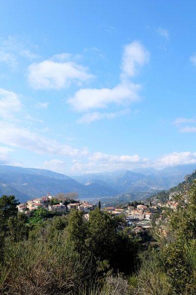 Village perché d'Aspremont