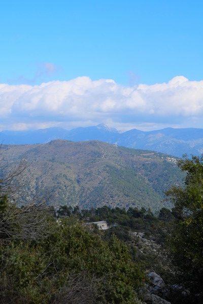 Vue depuis le Mont Chauve