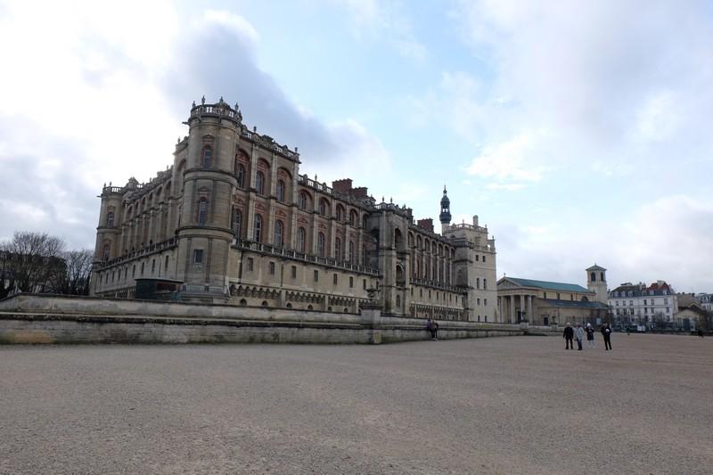 Le château de Saint-Germain-en-Laye
