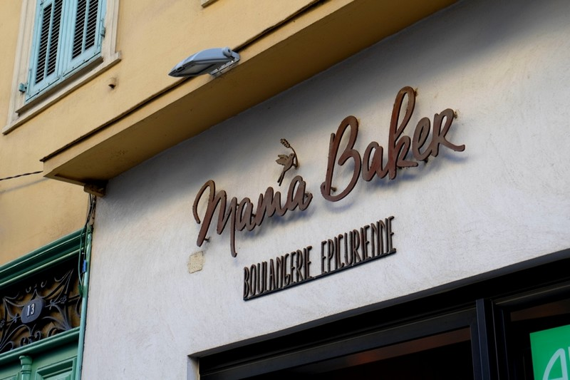 Mama Baker à Nice