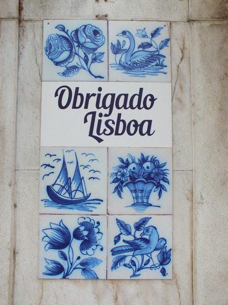 Merci Lisbonne