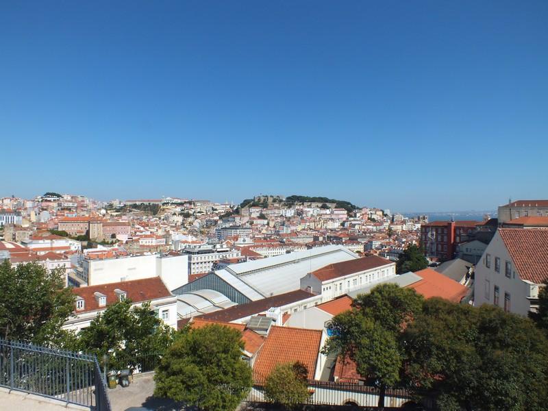 Panorama depuis le Miradoudro Sao Pedro de Alcantara
