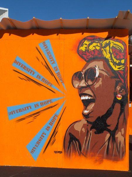 Street-art à Paris