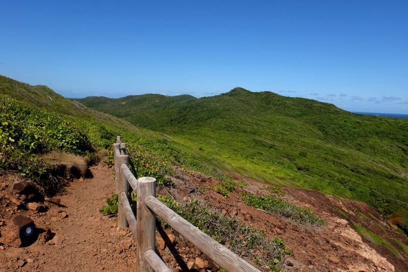 Panorama de la Presqu'île de la Caravelle