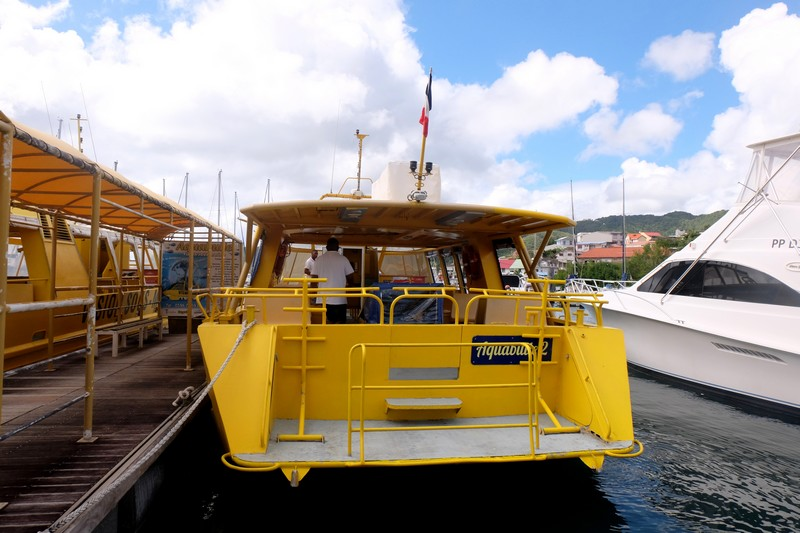 Bateau Aquabulle
