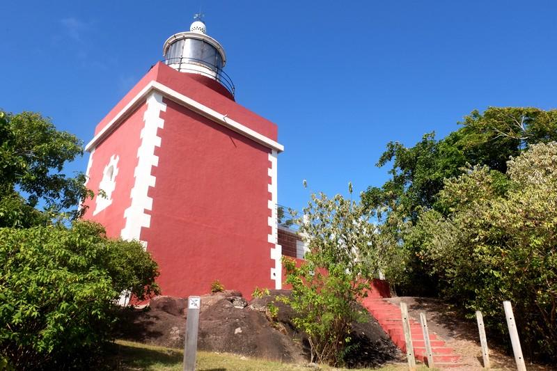 Phare de la Caravelle en Martinique