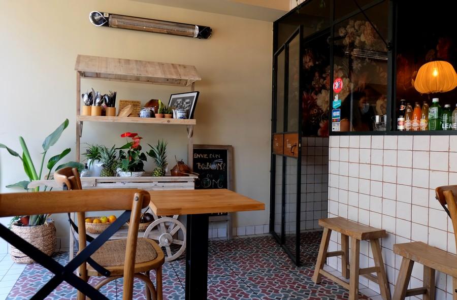 Restaurant qui sert de la cuisine asiatique à Nice