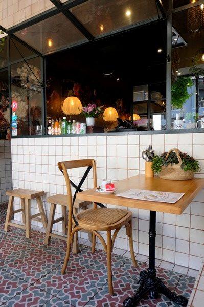 Un restaurant asiatique dans le Carré d'Or à Nice