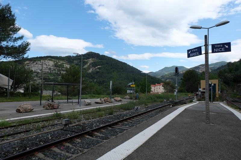 Gare de La Grave de Peille