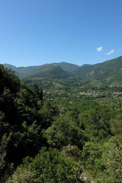 Montagnes à Sospel