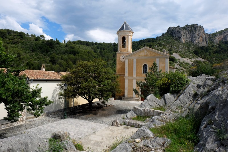 Peillon, plus beau village perché des Alpes-Maritimes