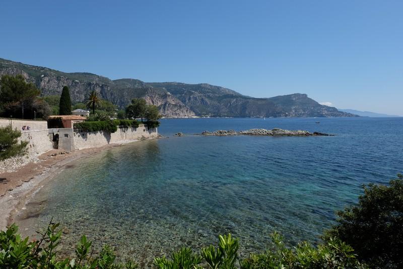 Randonnée à Saint-Jean-Cap-Ferrat sur la Côte d'Azur