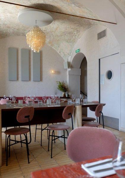Restaurant niçois près de la Promenade des Anglais