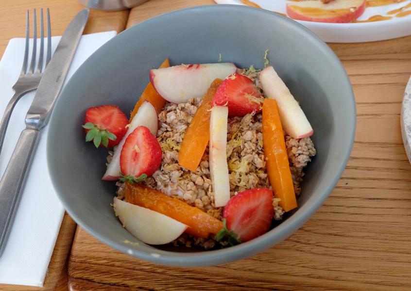Le petit déjeuner de Comme un Dimanche à Nice