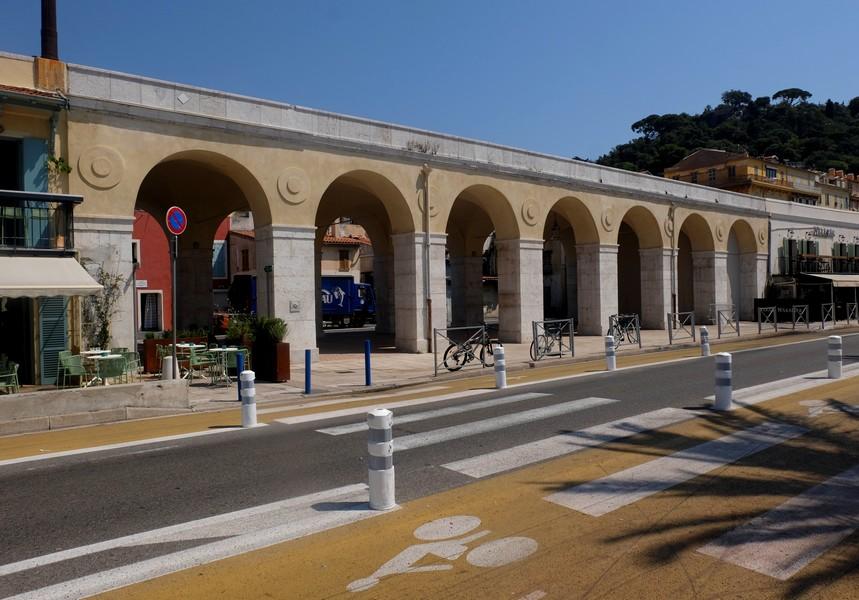 Restaurant près des Ponchettes à Nice