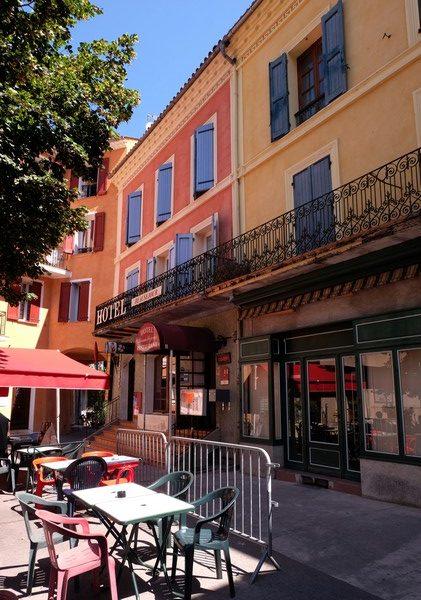 L'hôtel Beauséjour à Annot