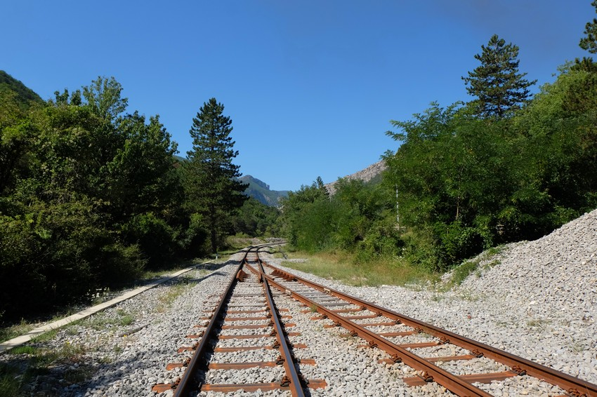Train des Pignes à Nice et Digne-les-Bains