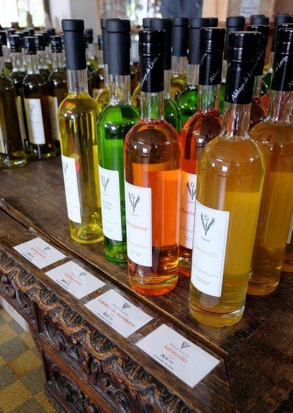 La liqueur Lérina de l'Île Saint-Honorat
