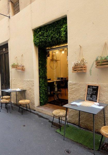 Le Maranna Thé dans le Vieux-Nice