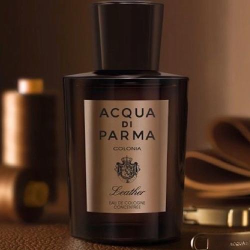 Flacon du parfum Acqua di Parma Leather - Notre Avis
