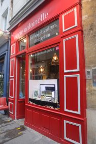 La Parfumerie Marie Antoinette à Paris