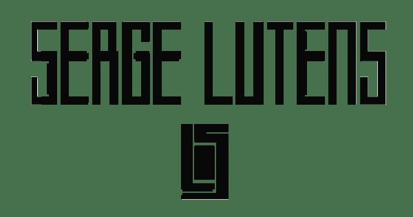 Avis marque de Parfum : Logo de la marque Serge Lutens