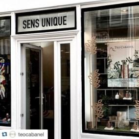 La Parfumerie Sens Unique à Paris accueille les passionnés de parfum