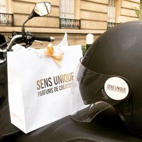 La parfumerie Sens Unique Paris, vous livre vos parfums, notre avis