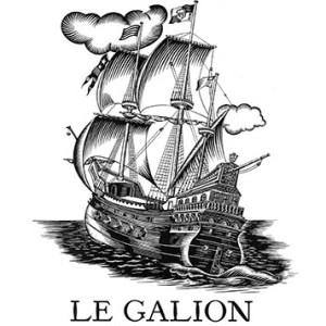 Le Galion, marque de parfumerie de Niche. Logo