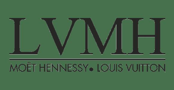 Logo de LVMH, Groupe majeur détenteurs de marques de luxe de parfum
