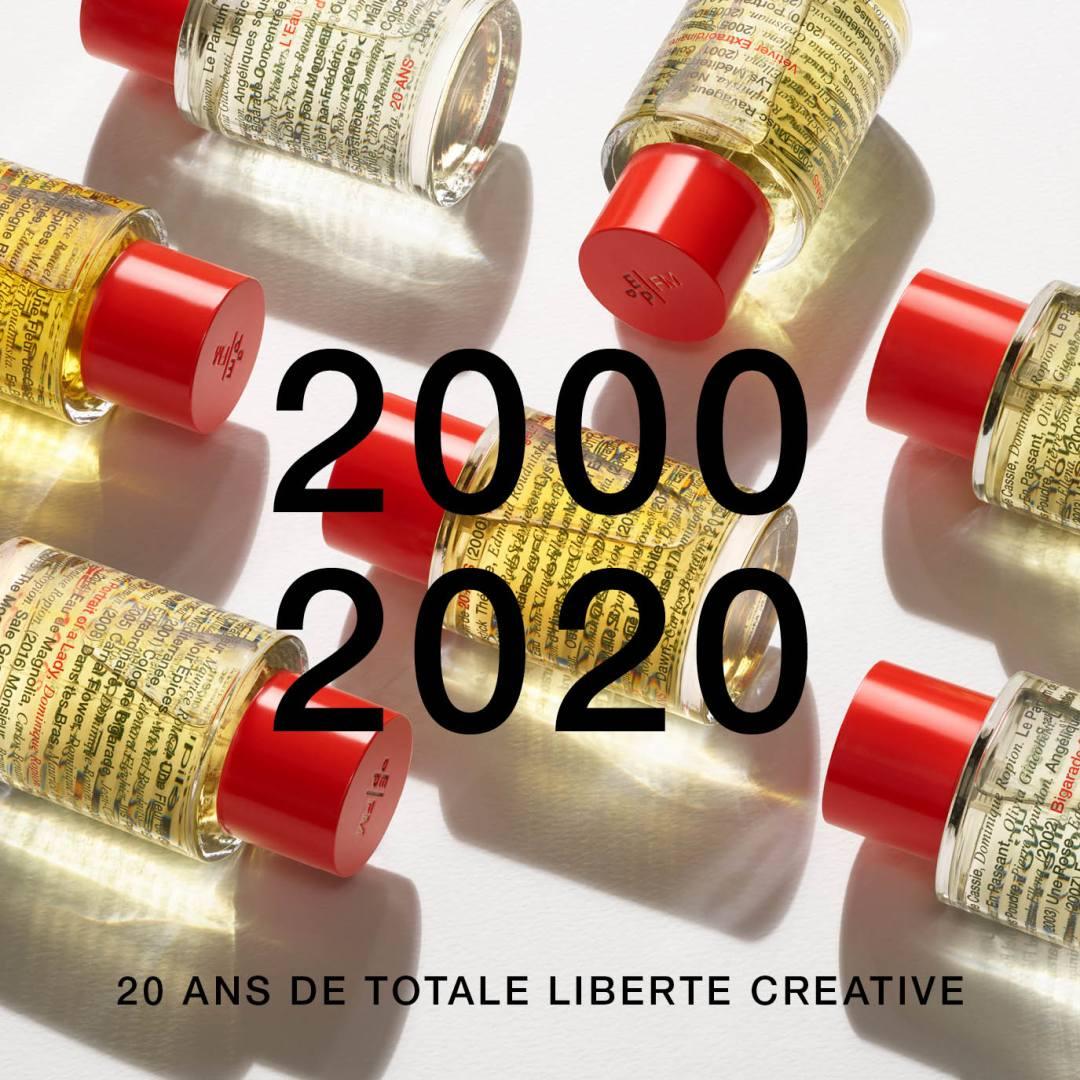 Les Éditions de Parfums Frédéric Malle ont 20 ans