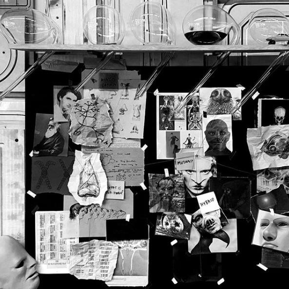 Habillage du clip de Fantomas, parfum de Nasomatto. Notre Avis sur cette parfumerie expérimentale