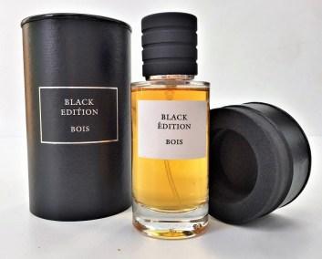 Bois d'Argent de Black Édition, une autre copie en vogue