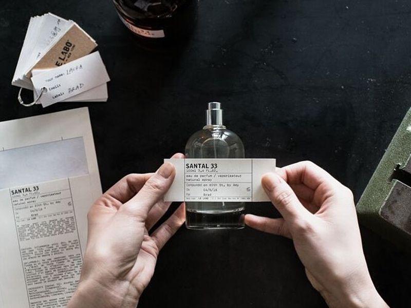 Santal 33 de la marque Le Labo, au cœur de la Hype parfum aux États-Unis