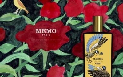 Argentina, le nouveau parfum de Memo Paris