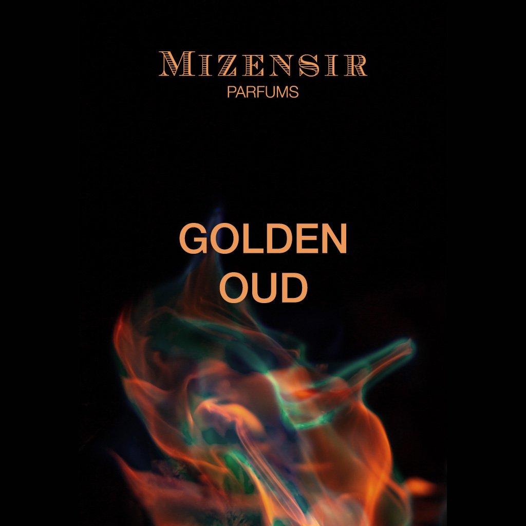 Golden Oud de Mizensir, création par Alberto Morillas. Notre avis sur le parfum