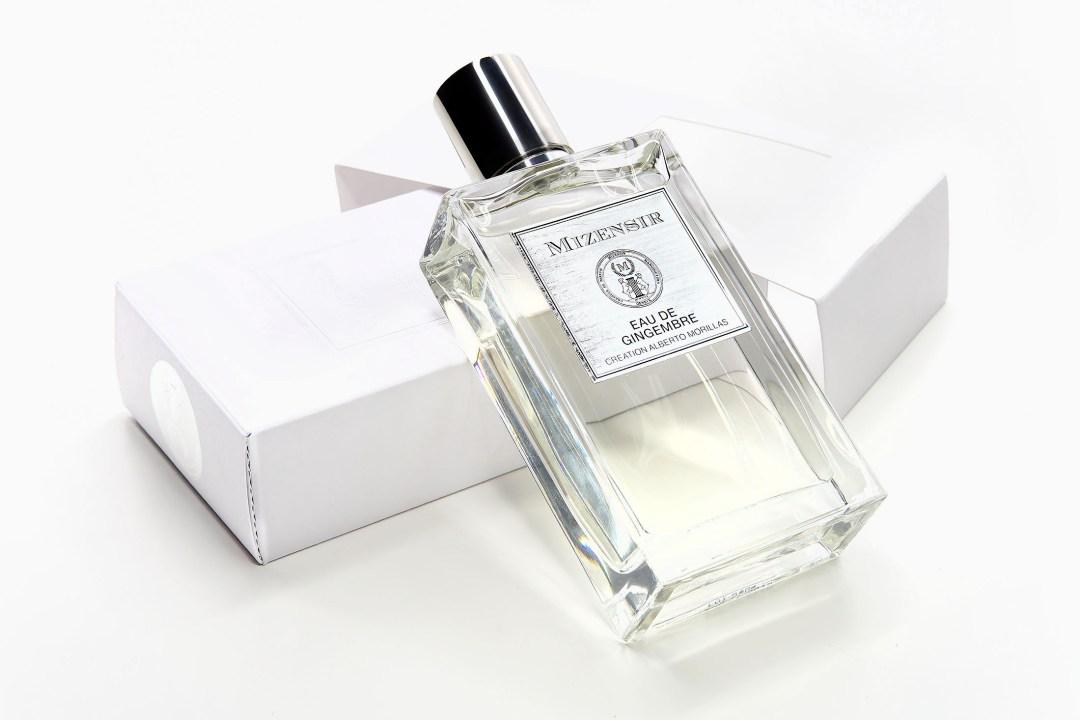 Parfum Eau de Gingembre, Mizensir par Alberto Morillas