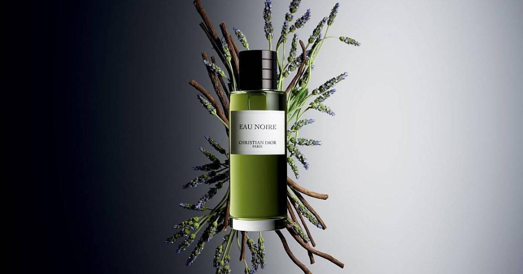 Eau Noire, parfum Christian Dior discontinué