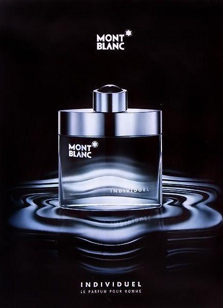 Parmi les parfums discontinués : Individuel de Montblanc