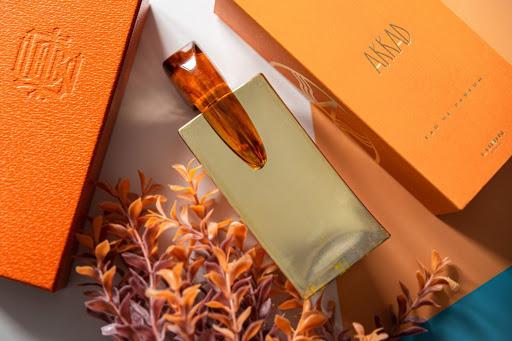 Le superbe Akkad de Lubin, parfum moderne et puissant