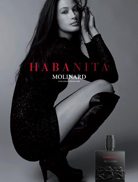 Molinard joue sur sa valeur sûre : Habanita. Un parfum de légende sur lequel la marque mise tout.