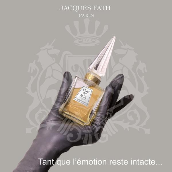 Jacques Fath surfe sur l'image vintage de son Iris pour une version moderne