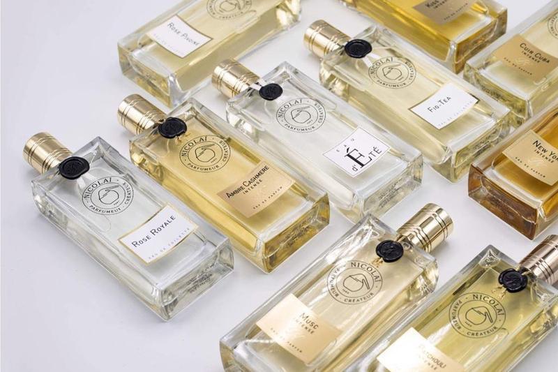 Nicolaï; qui souffre de son image vieille, produit des parfums modernes