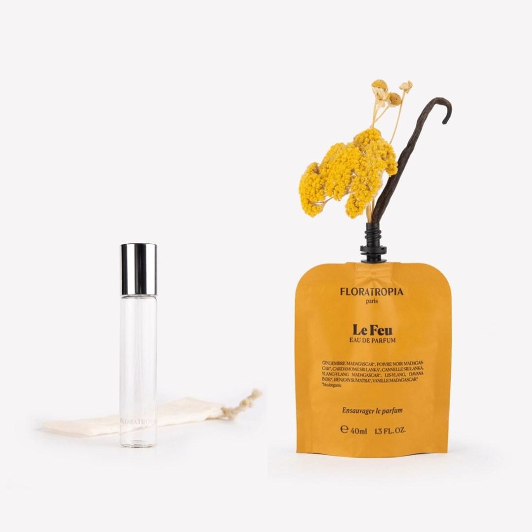 Le Feu de Floratropia en lice pour le top 3 des meilleurs parfums 2020