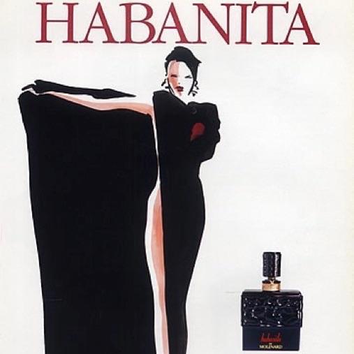 Habanita de Molinard introduit au Panthéon du Parfum, Le Cercle des Légendes de La Parfumerie Podcast