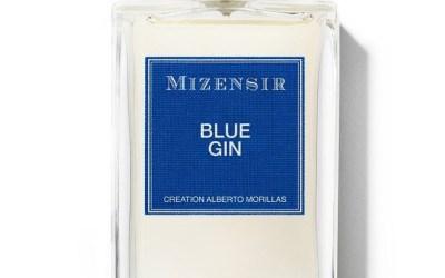 Avis Parfum : Blue Gin de Mizensir