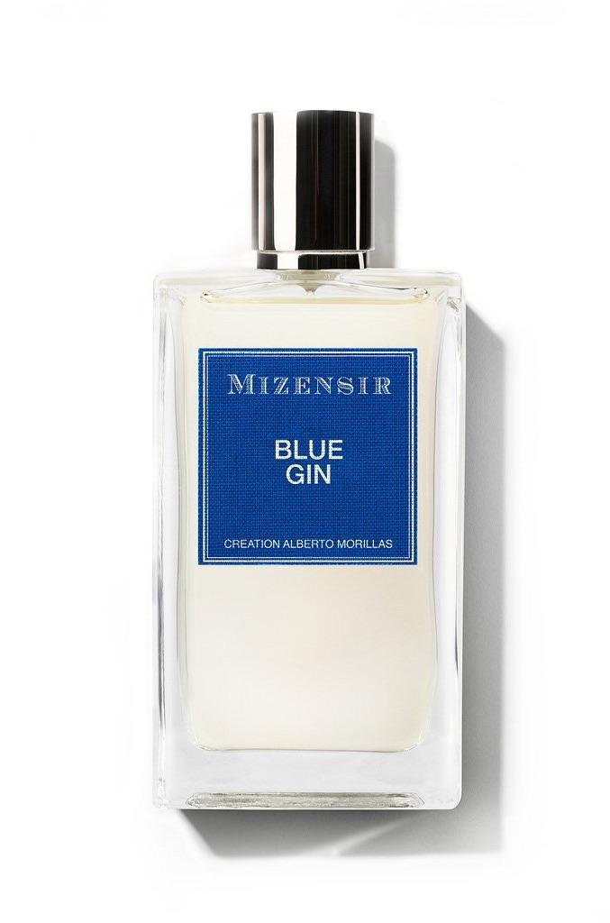 Avis Blue Gin Mizensir