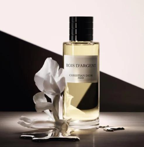 Bois d'Argent de Dior, son ADN pompé par Amouage pour Enclave