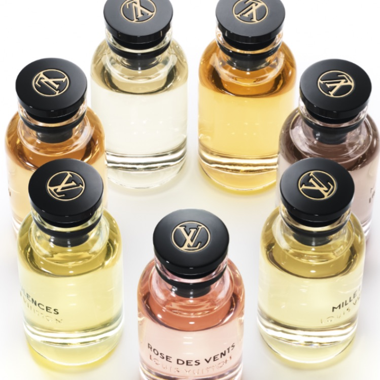 Collection Parfum de Louis Vuitton, privé ou luxe ?